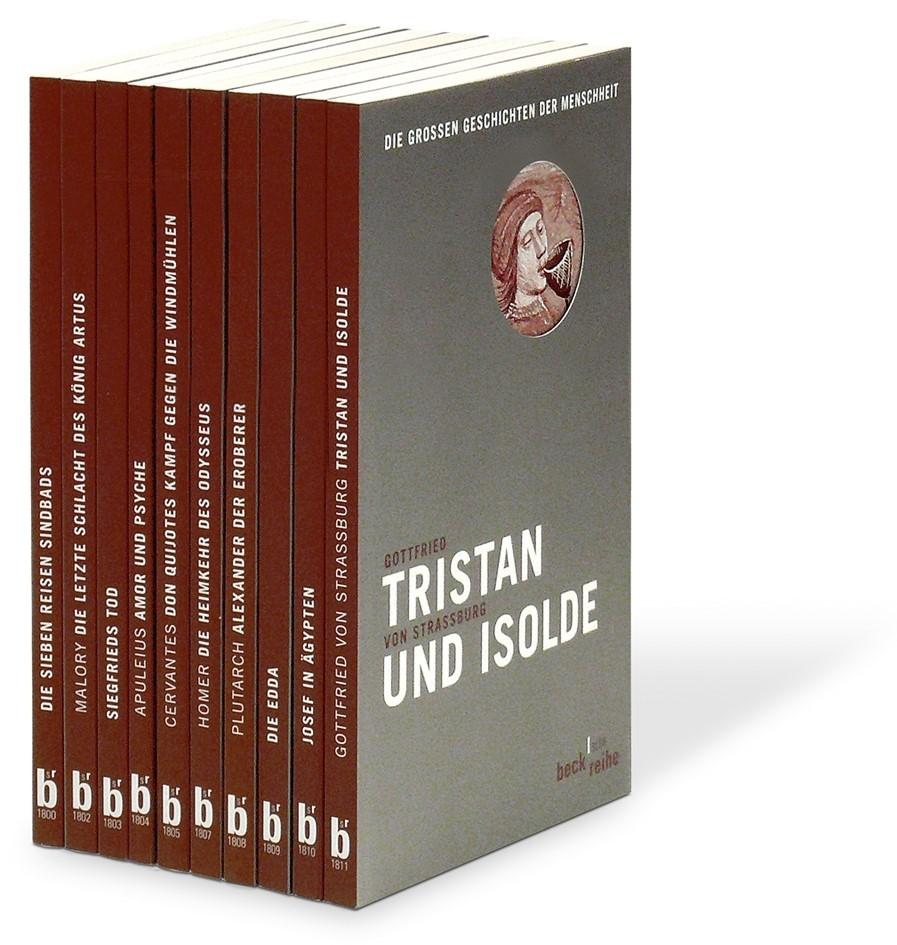 Cover des Buches 'Paket »Die großen Geschichten der Menschheit«'