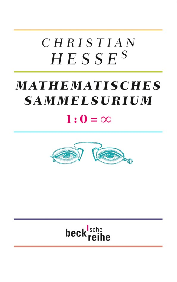 Cover des Buches 'Christian Hesses mathematisches Sammelsurium'