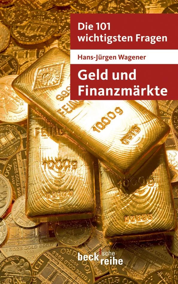 Cover des Buches 'Die 101 wichtigsten Fragen - Geld und Finanzmärkte'