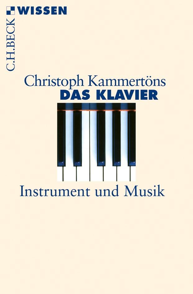 Cover des Buches 'Das Klavier'