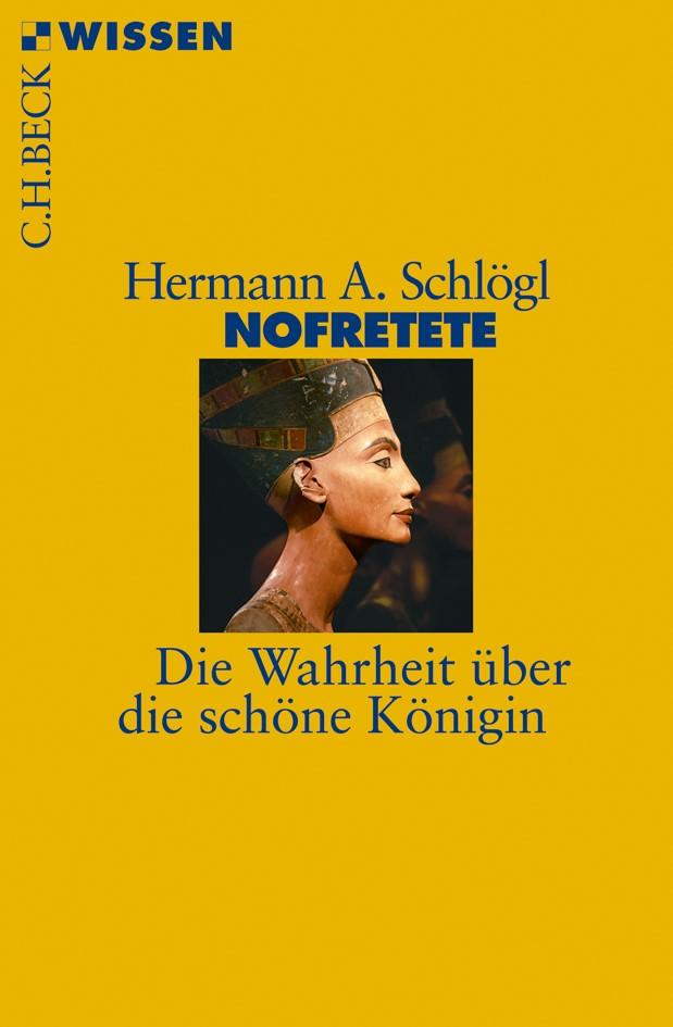 Cover des Buches 'Nofretete'