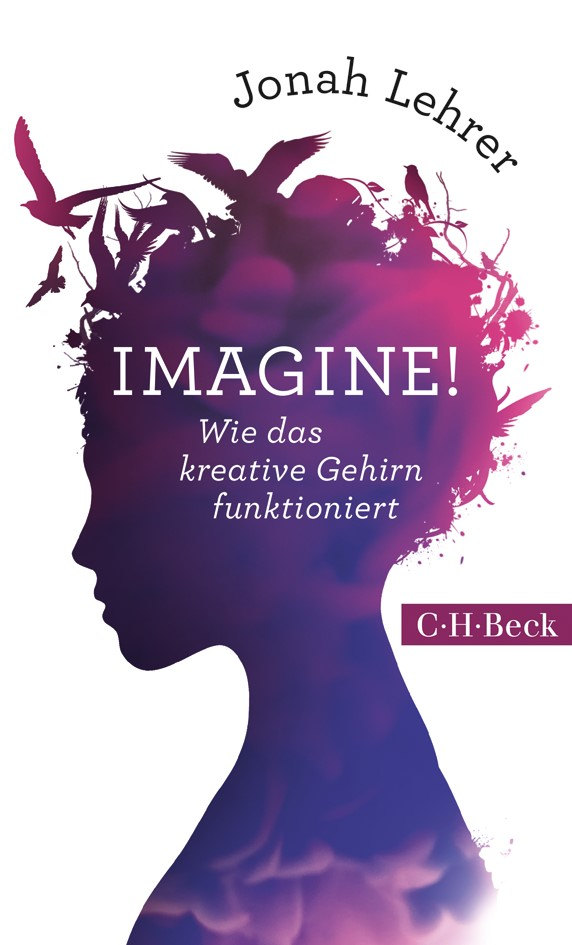 Cover des Buches 'Imagine!'
