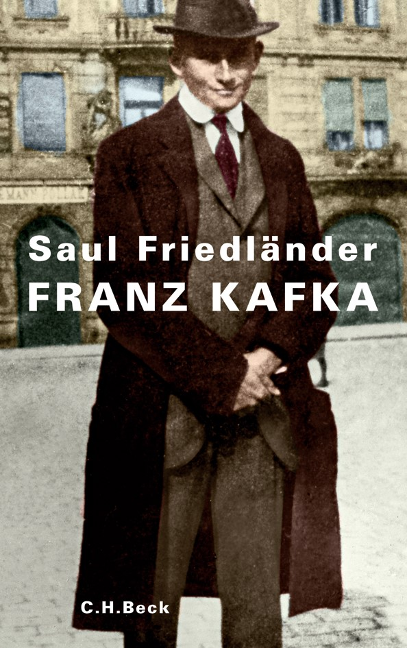 Cover des Buches 'Franz Kafka'