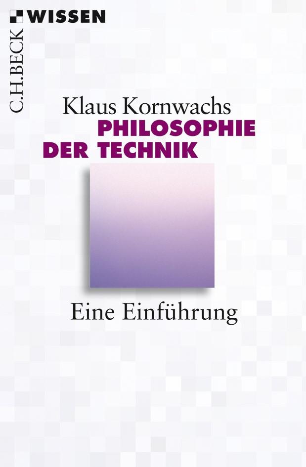 Cover des Buches 'Philosophie der Technik'
