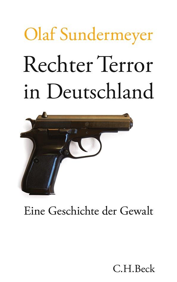 Cover des Buches 'Rechter Terror in Deutschland'
