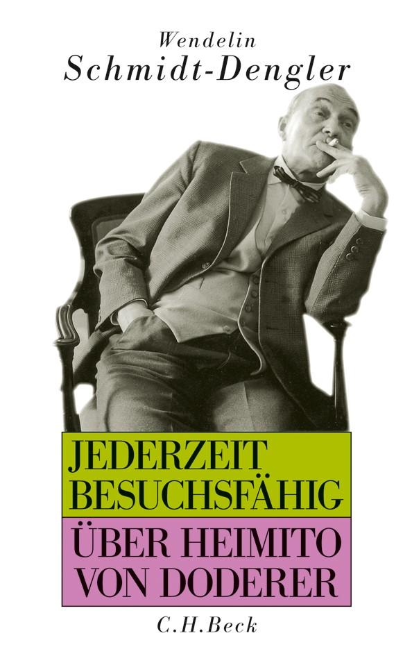 Cover des Buches 'Jederzeit besuchsfähig'