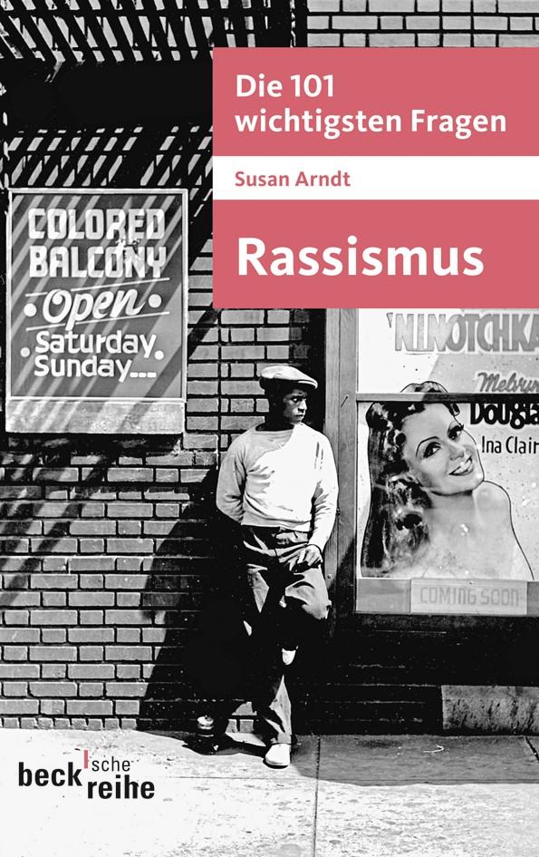 Cover des Buches 'Die 101 wichtigsten Fragen - Rassismus'