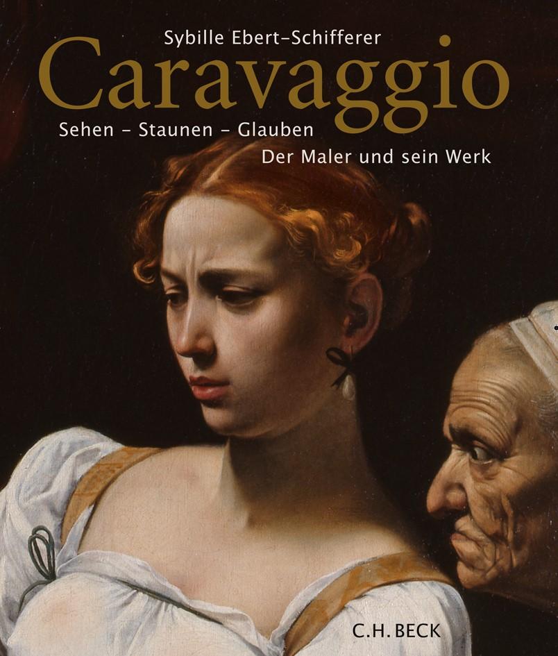 Cover des Buches 'Caravaggio'