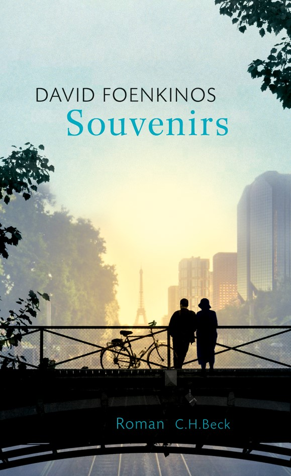 Cover des Buches 'Souvenirs'