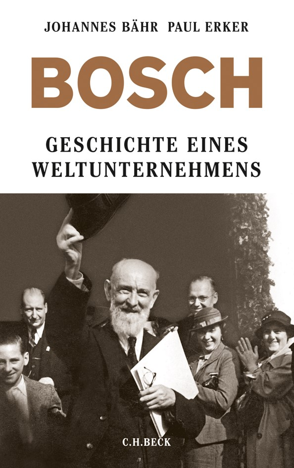 Cover des Buches 'Bosch'