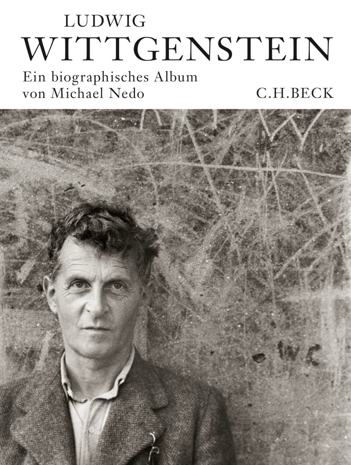 Cover des Buches 'Ludwig Wittgenstein'