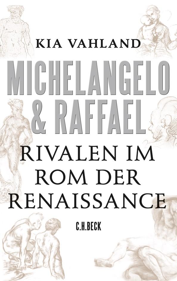Cover des Buches 'Michelangelo & Raffael'