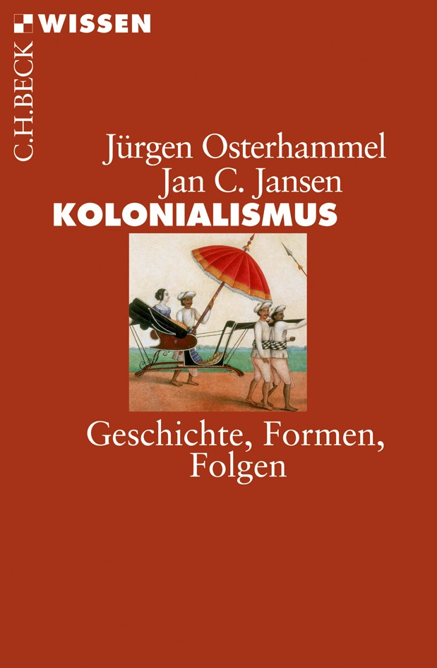 Cover des Buches 'Kolonialismus'