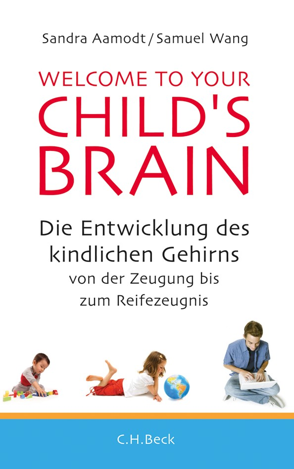Cover des Buches 'Welcome to your Child's Brain'