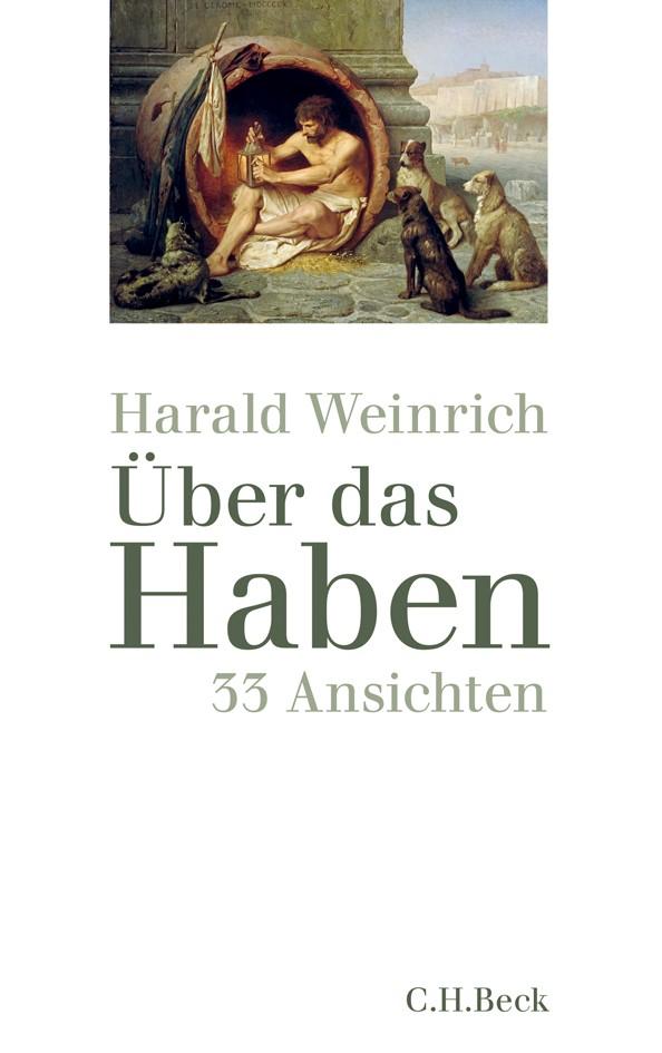 Cover des Buches 'Über das Haben'