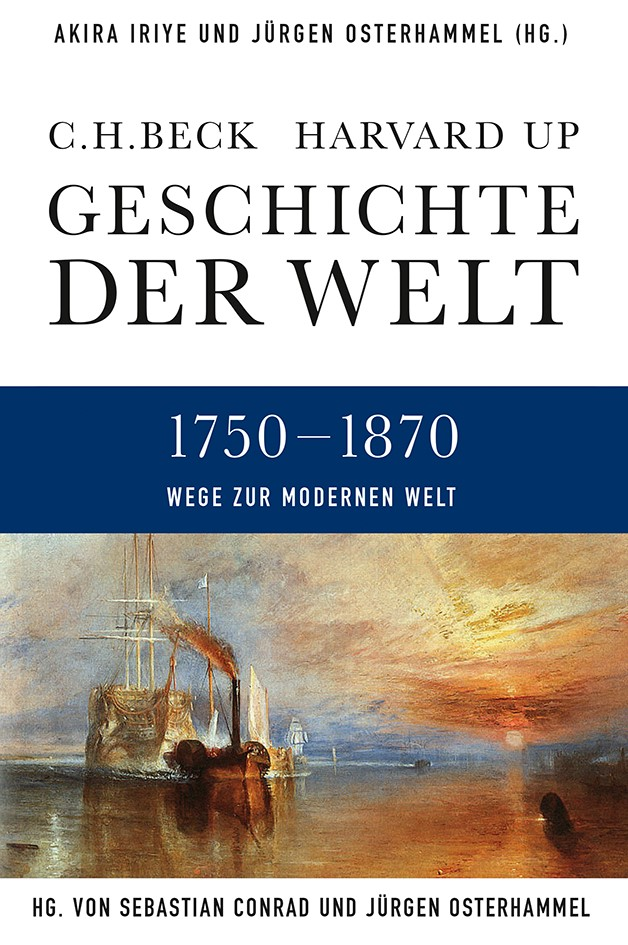 Cover des Buches 'Geschichte der Welt, Wege zur modernen Welt 1750-1870'