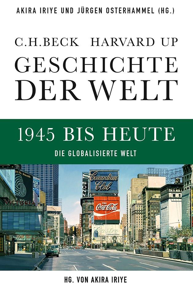 Cover des Buches 'Geschichte der Welt, 1945 bis Heute'