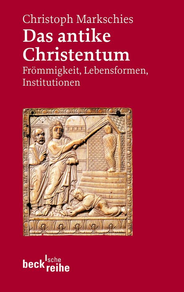 Cover des Buches 'Das antike Christentum'