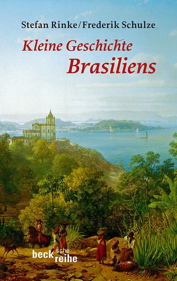 Cover des Buches 'Kleine Geschichte Brasiliens'