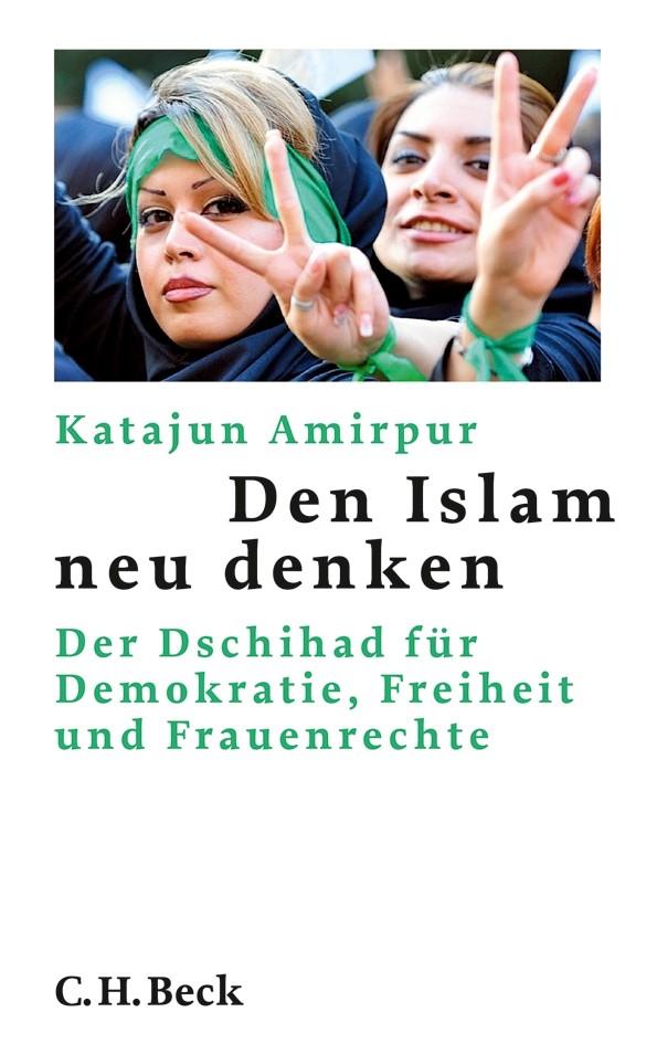 Cover des Buches 'Den Islam neu denken'