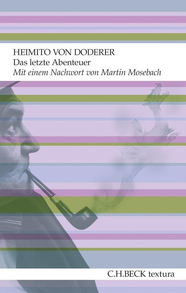 Cover des Buches 'Das letzte Abenteuer'