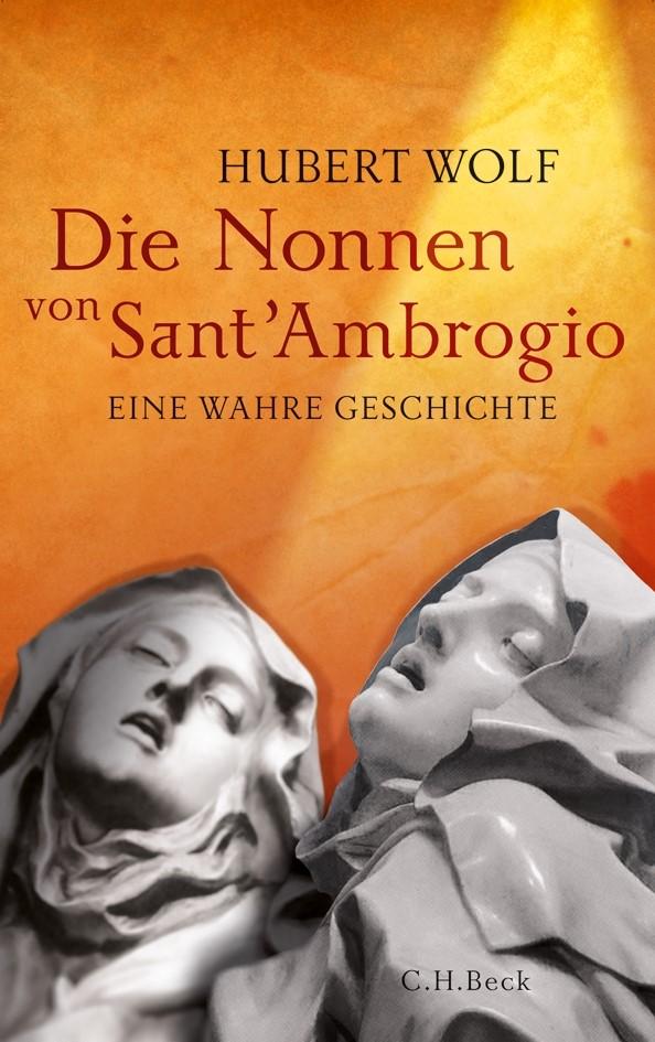 Cover des Buches 'Die Nonnen von Sant'Ambrogio'