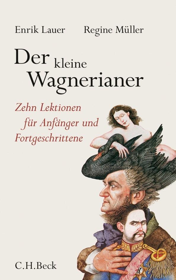 Cover des Buches 'Der kleine Wagnerianer'