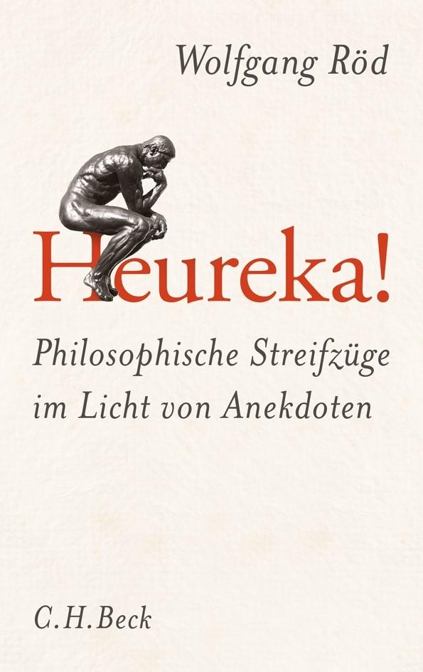 Cover des Buches 'Heureka!'