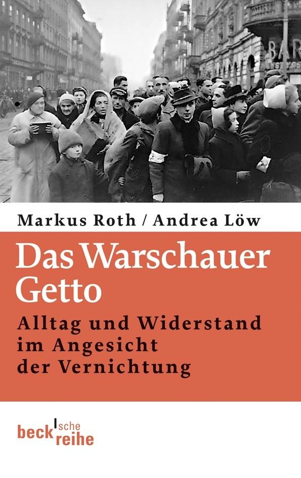 Cover des Buches 'Das Warschauer Getto'