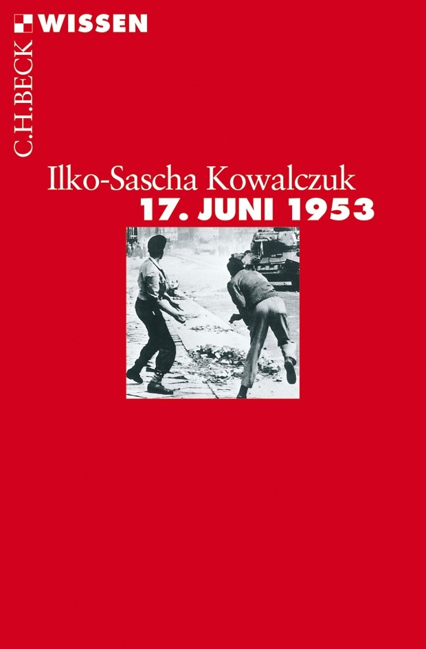Cover des Buches '17. Juni 1953'