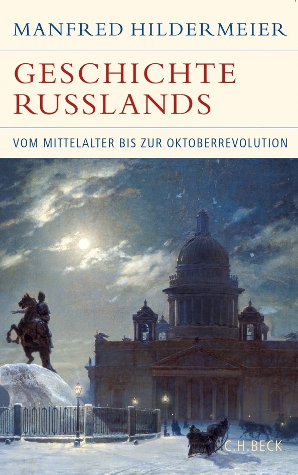 Cover des Buches 'Geschichte Russlands'