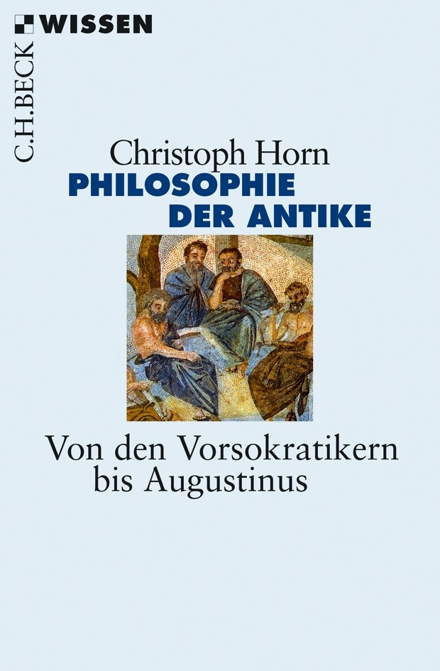 Cover des Buches 'Philosophie der Antike'