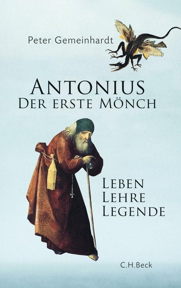 Cover des Buches 'Antonius'