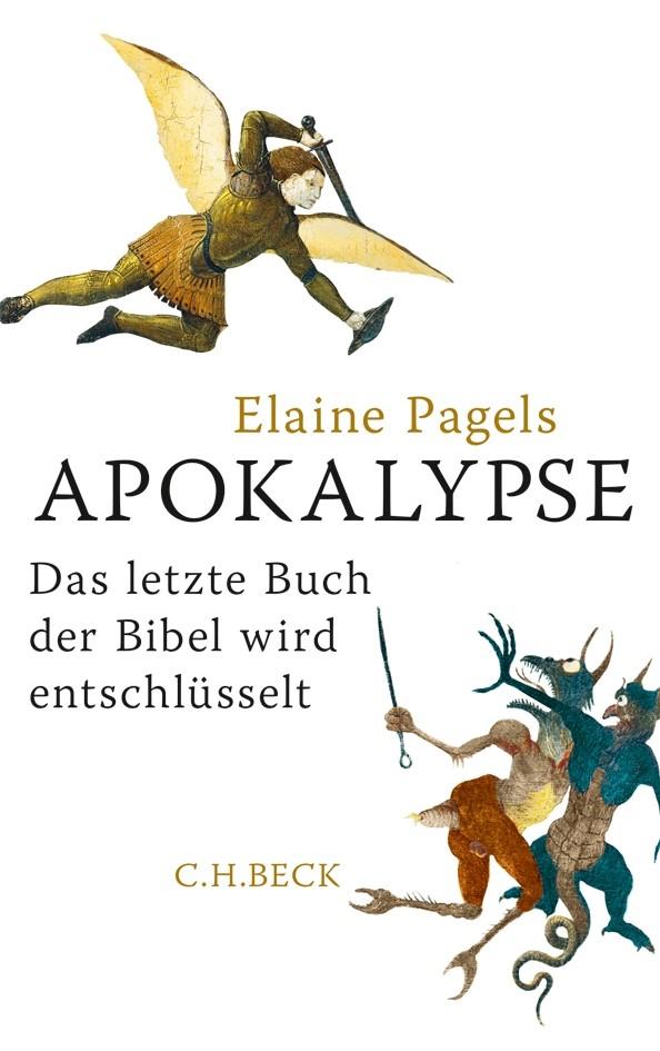 Cover des Buches 'Apokalypse'