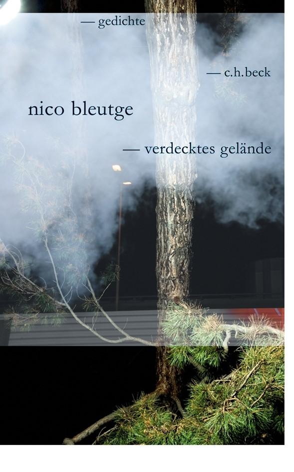 Cover des Buches 'verdecktes gelände'
