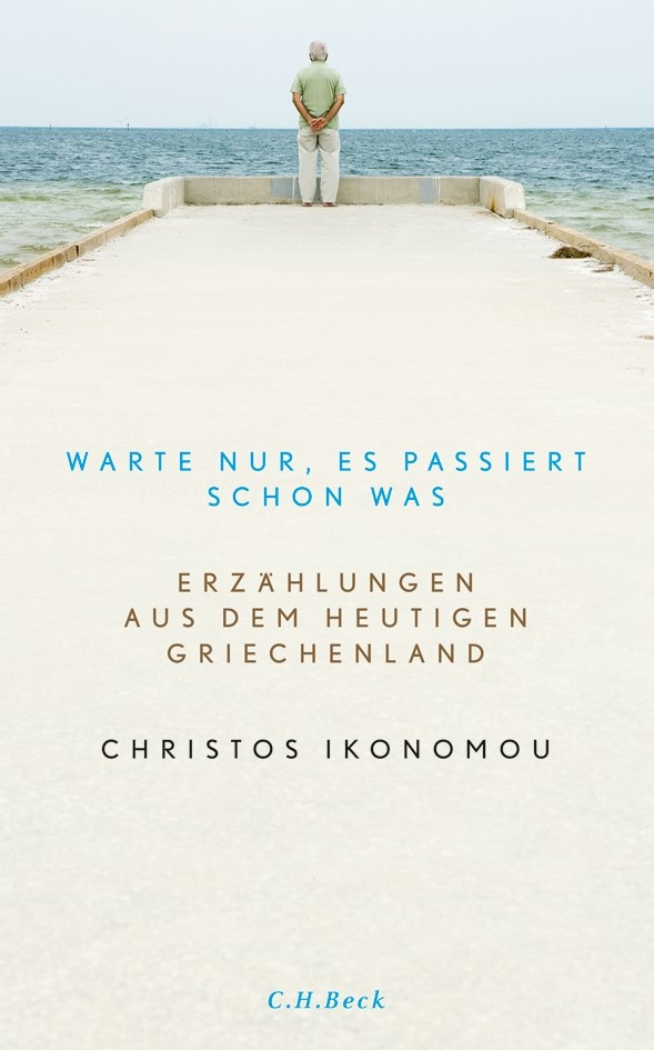 Cover des Buches 'Warte nur, es passiert schon was'