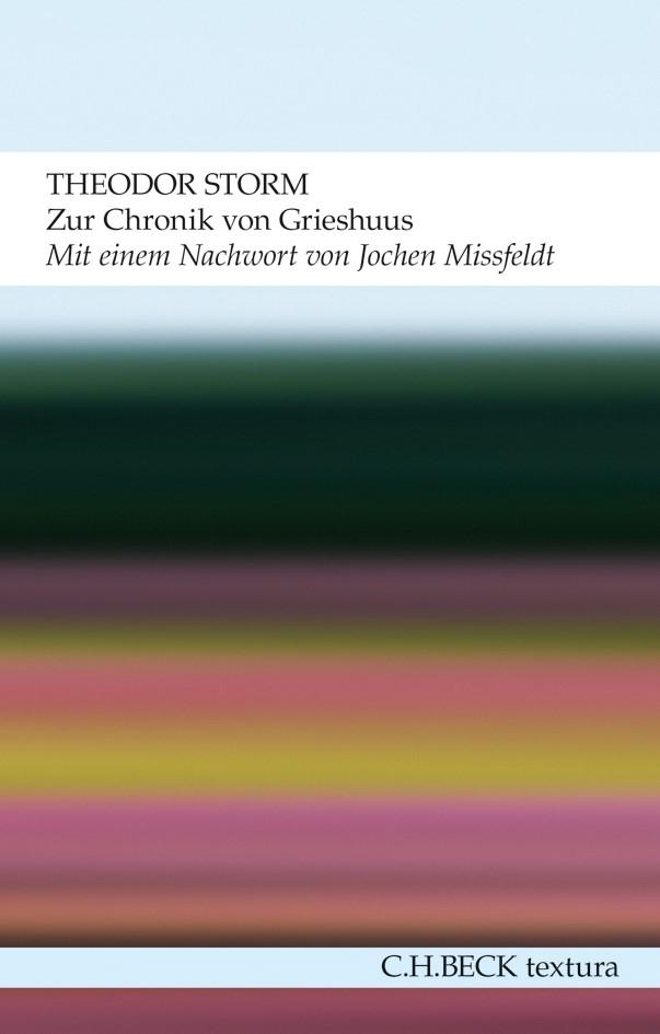 Cover des Buches 'Zur Chronik von Grieshuus'