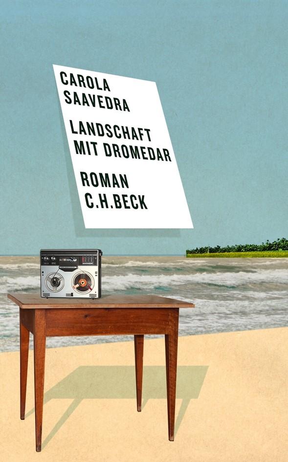 Cover des Buches 'Landschaft mit Dromedar'