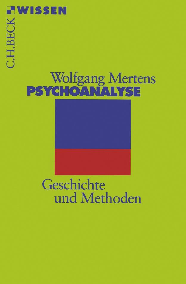 Cover des Buches 'Psychoanalyse'