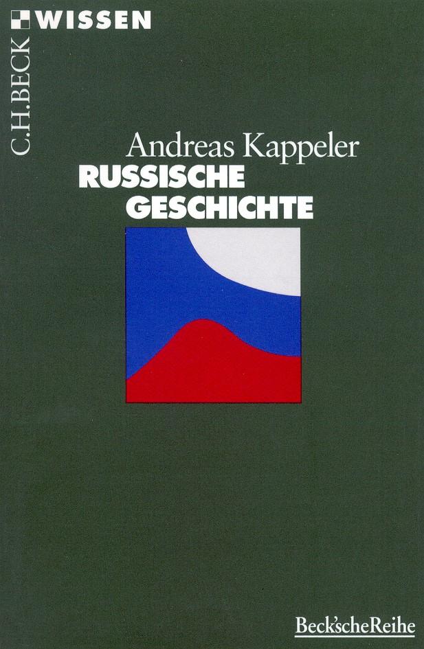 Cover des Buches 'Russische Geschichte'