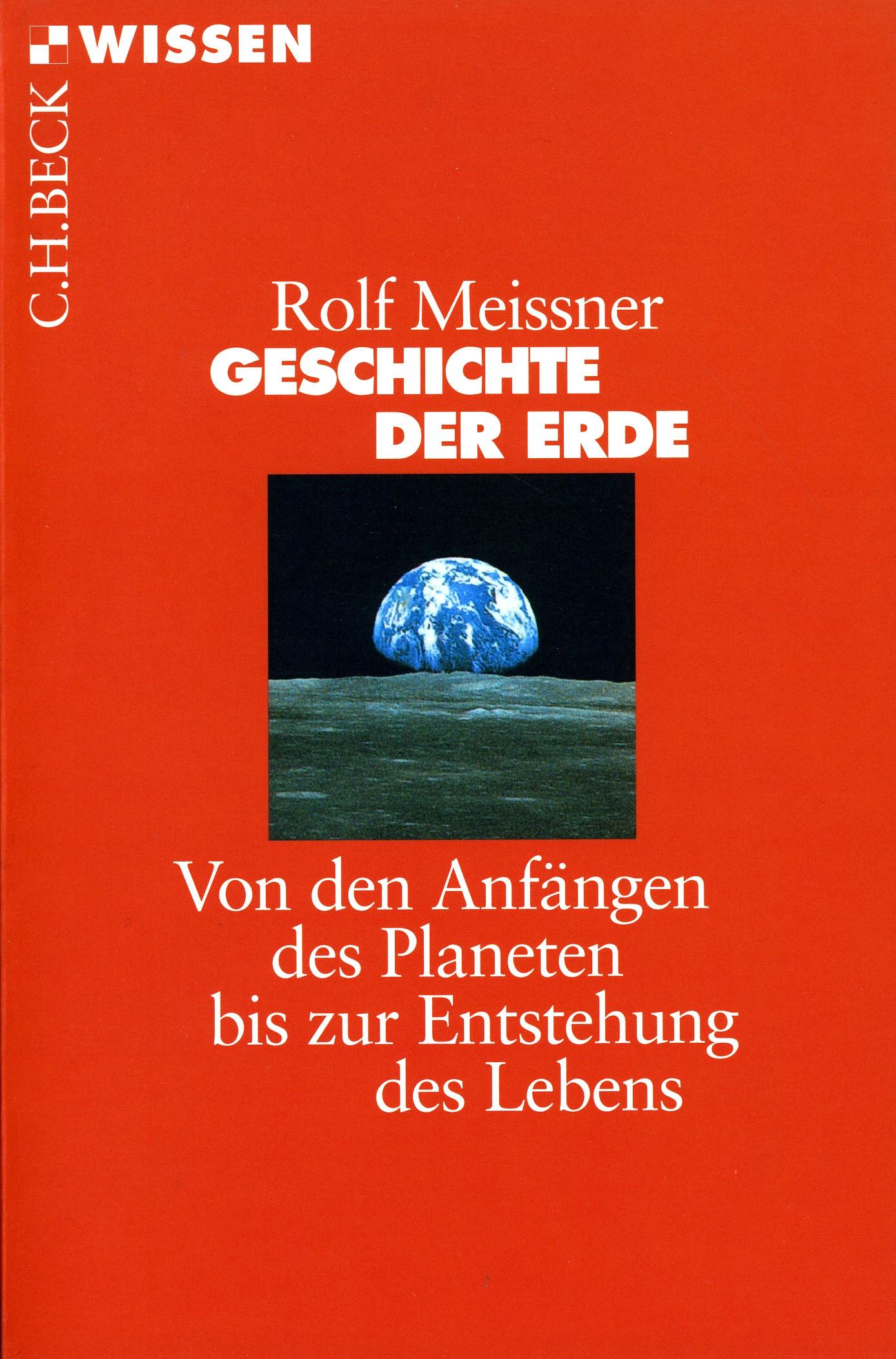 Cover des Buches 'Geschichte der Erde'