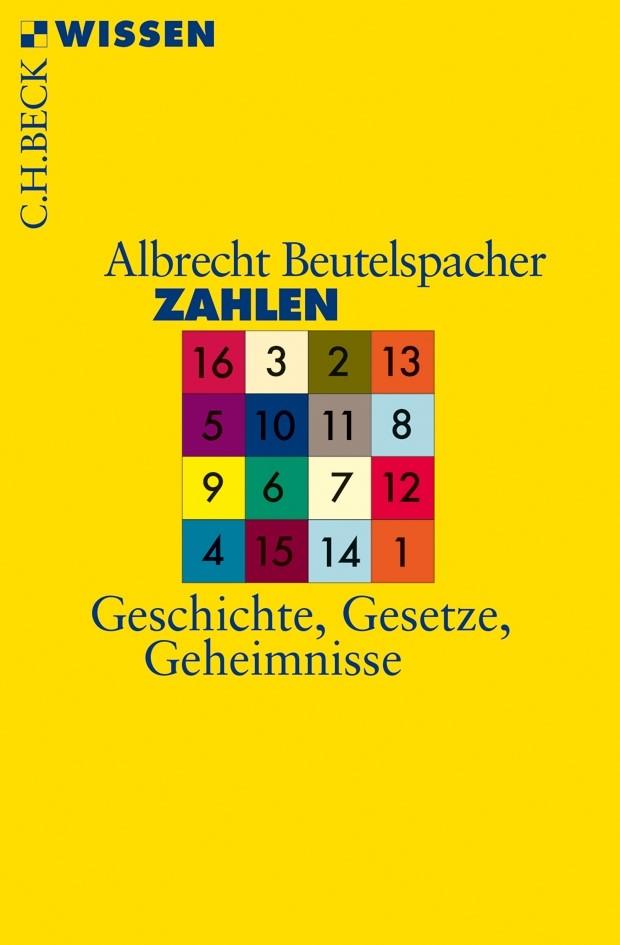 Cover des Buches 'Zahlen'