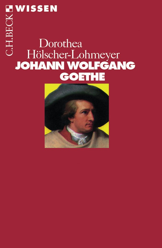 Cover des Buches 'Johann Wolfgang Goethe'
