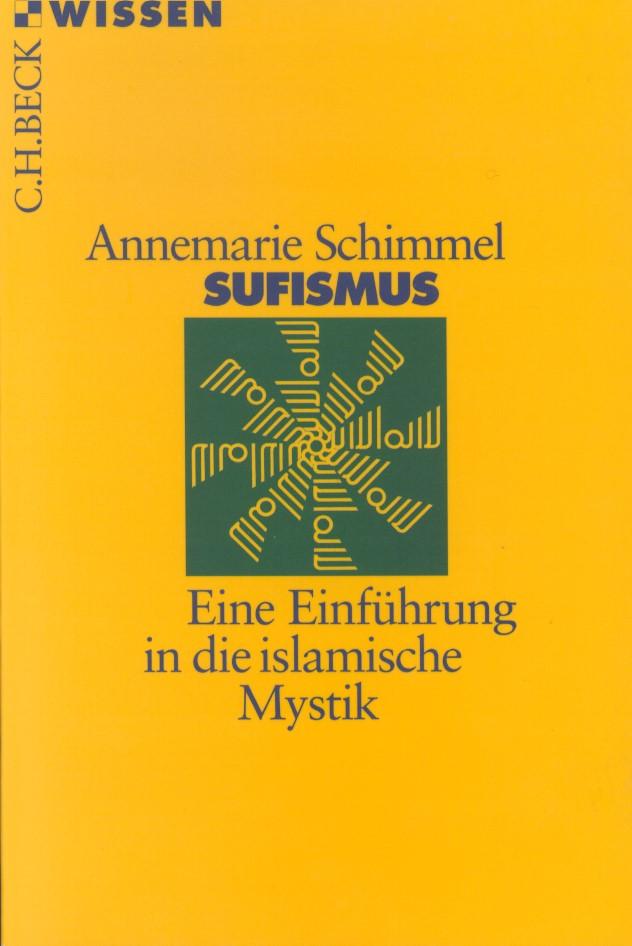 Cover des Buches 'Sufismus'