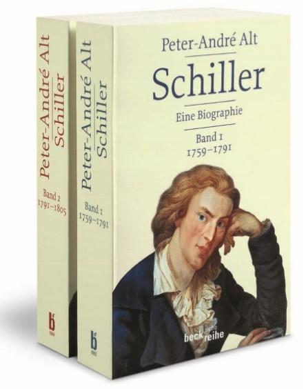 Cover des Buches 'Schiller'