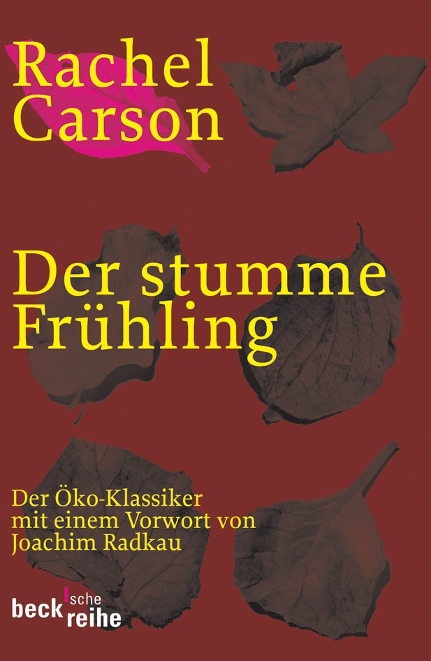 Cover des Buches 'Der stumme Frühling'