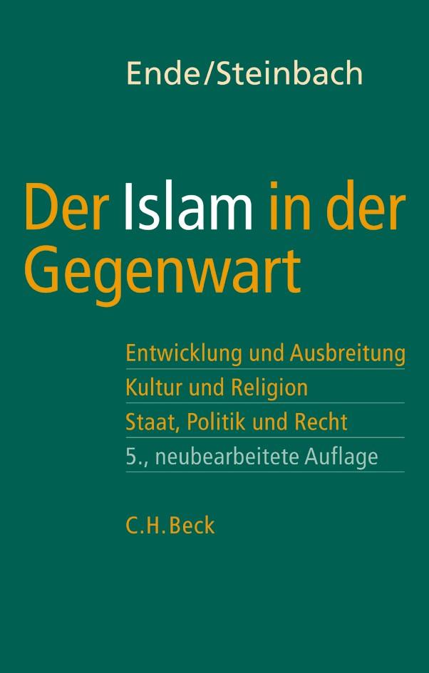Cover des Buches 'Der Islam in der Gegenwart'