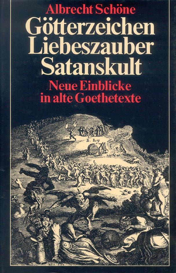 Cover des Buches 'Götterzeichen, Liebeszauber, Satanskult'