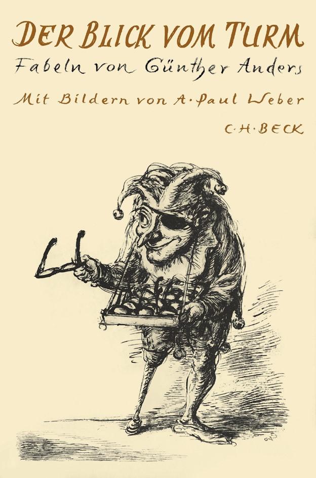 Cover des Buches 'Der Blick vom Turm'