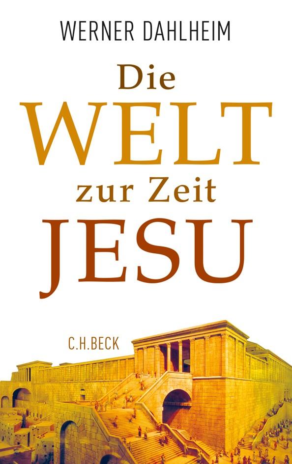 Cover des Buches 'Die Welt zur Zeit Jesu'